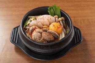 海鮮純豆腐