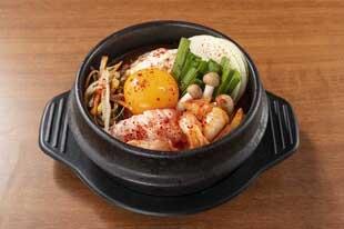 豚キムチ純豆腐