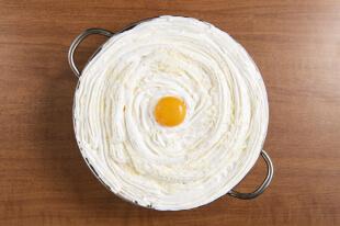 クリーミーチーズラッポギ鍋